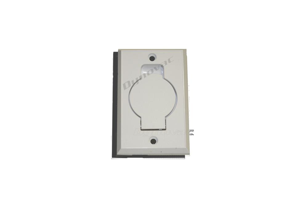 Round door Inlet valve